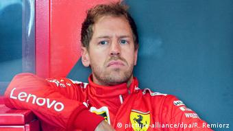 Formel 1 Training in Montreal Sebastian Vettel (picture-alliance/dpa/R. Remiorz)