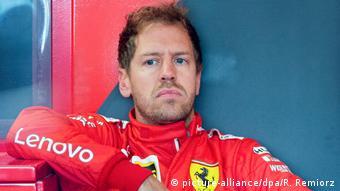 Formel 1 Training in Montreal Sebastian Vettel