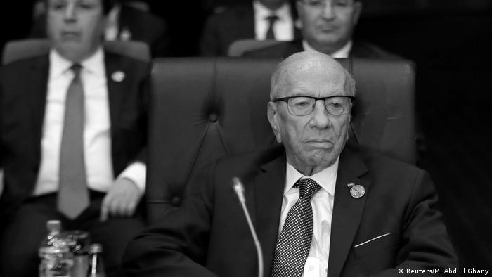Ägypten | Tunesiens Präsident Beji Caid Essebsi
