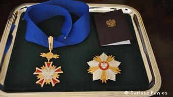 Krzyż Komandorski z Gwiazdą Orderu Zasługi RP