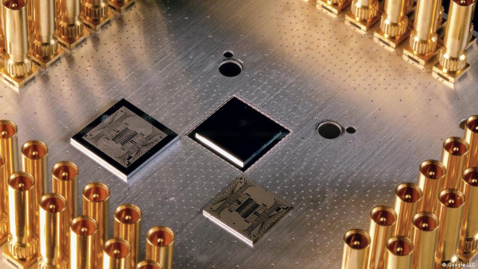 How a quantum computer works
