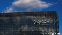 Symbolbild: Telefonica Hauptsitz in Madrid