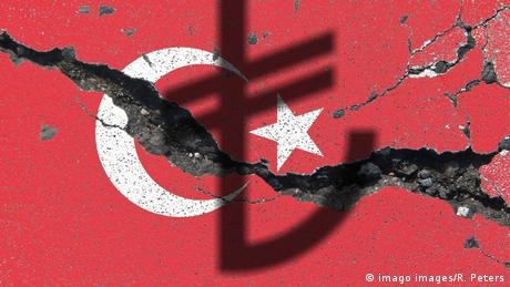 """""""Με νέα κατάρρευση απειλείται η τουρκική λίρα"""""""