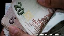 Türkei Zentralbank reduziert Leitzins um 4,25 Punkte