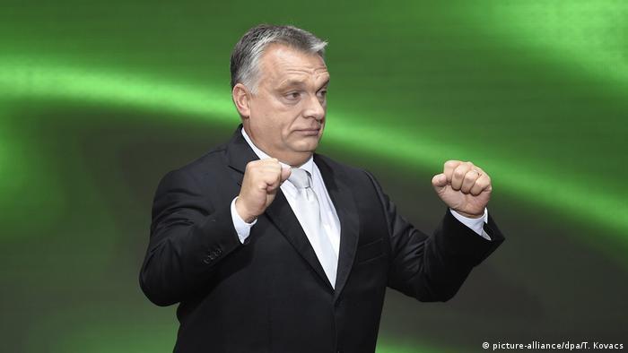 EU-Kommission verklagt Ungarn wegen Stop-Soros-Gesetz (picture-alliance/dpa/T. Kovacs)