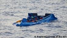 Schiffsunglück vor Küste in Libyen