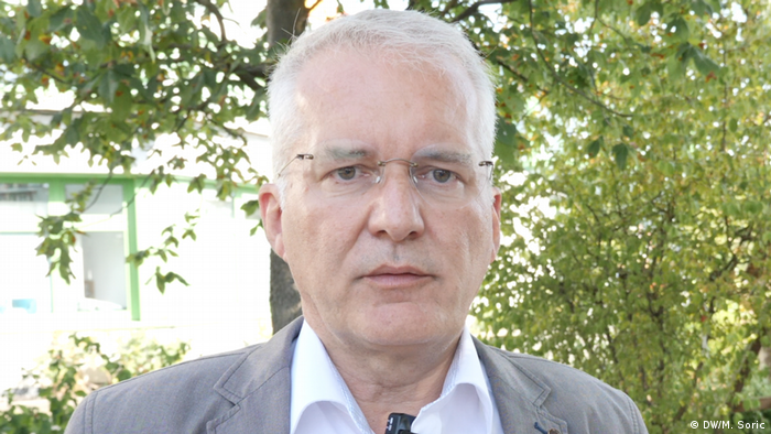 Wächtersbach Mayor Andreas Weiher (DW/M. Soric)