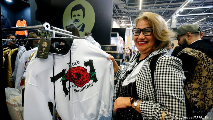 Mexiko El Chapo Merchandise