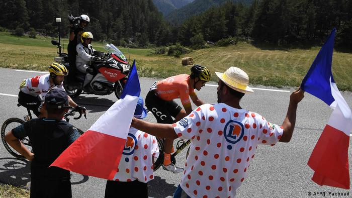 Tour de France: The dream of a home victory is still alive