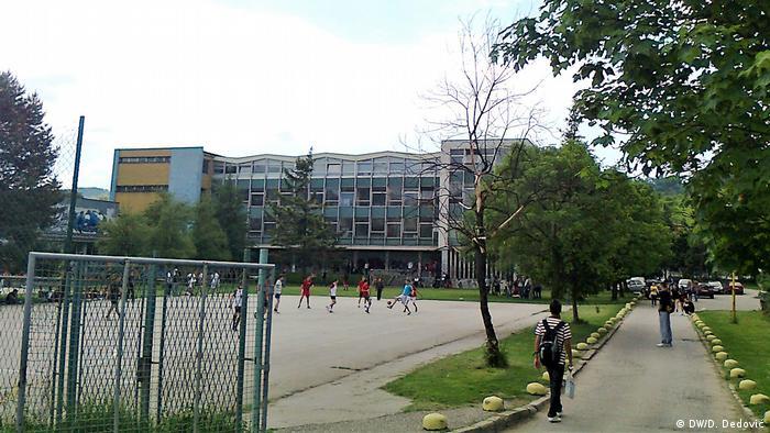 Gimnazija u Tuzli