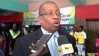 Mosambik - Jorge Nhambiu
