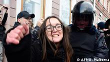 Russland, St. Petersburg: LGBT Aktivistin Jelena Grigorjewa, ermordet