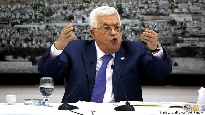 خيارات رئيس السلطة الفلسطينية محمود عباس في مواجهة صفقة القرن محدودة