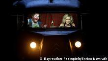 Bayreuther Festspiel 2019 | Tannhäuser und der Sängerkrieg auf Wartburg