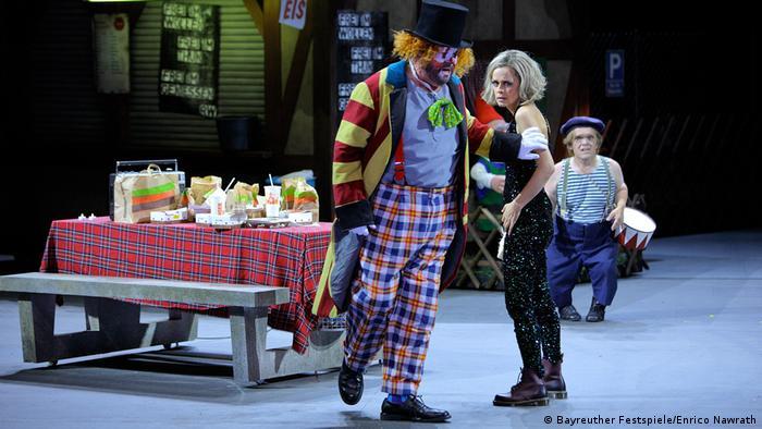 Bayreuther Festspiel 2019   Tannhäuser und der Sängerkrieg auf Wartburg