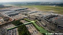 Brasilien Sao Paolo Flughafen Guarulhos