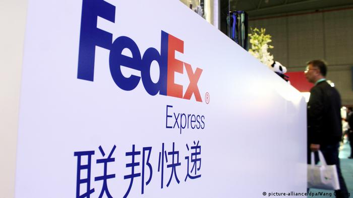 China | FedEx (picture-alliance/dpa/Wang Qiming)