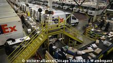 USA | FedEx | Sortieranlage in Chicago