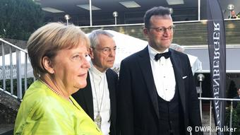 Bayreuther Festspiele 2019 | Angela Merkel | Jens Spahn