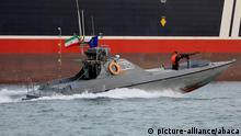 Iran | Britischer Tanker Stena Impero | Iranische Revolutionsgarde
