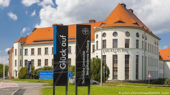 Technical University - Mining Academy Freiberg (picture alliance/ImageBROKER/G. Hanke)
