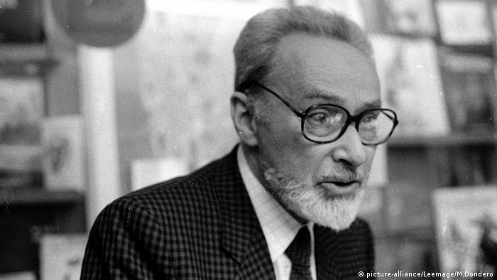 NS-Zeit Ausschwitz l Erinnerung an Primo Levi