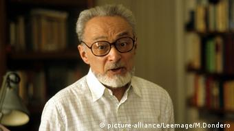 A picture of Primo Levi (picture-alliance/Leemage/M.Dondero)