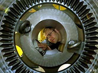 The cogs in the machine should have a choice