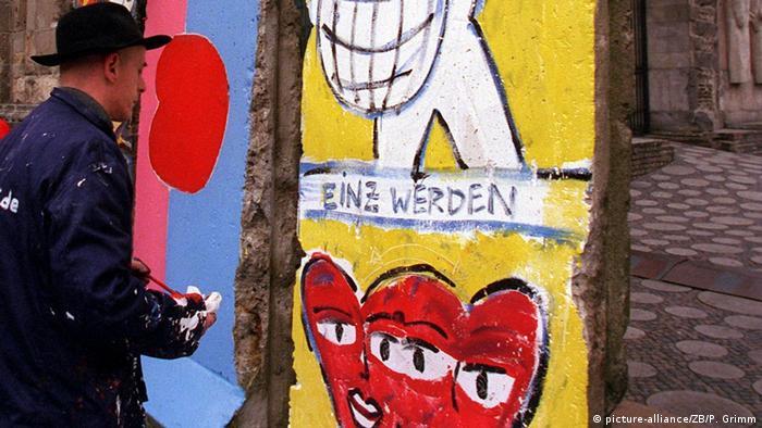 Mauermaler in Berlin