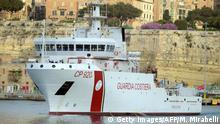 Italien Küstenwache Bruno Gregoretti