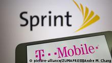 USA T-Mobile Sprint | Logo