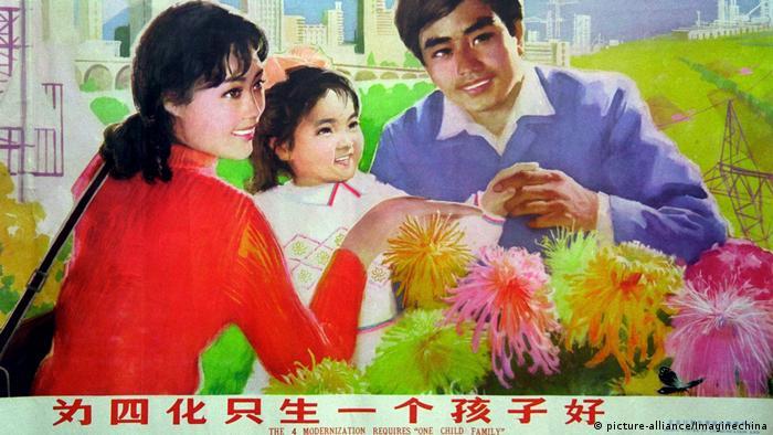 70 Jahre VR China   Einzelkind