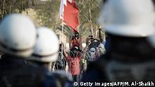 Bahrain Jusitz l Protste gegen Festnahme