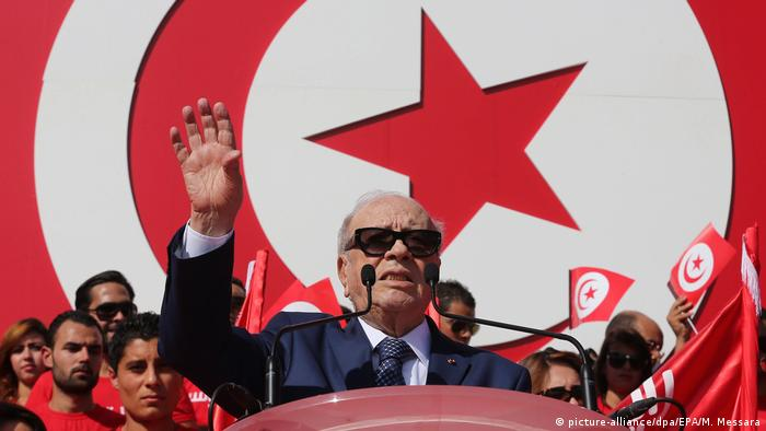 Tunesiens Präsident Beji Caid Essebsi