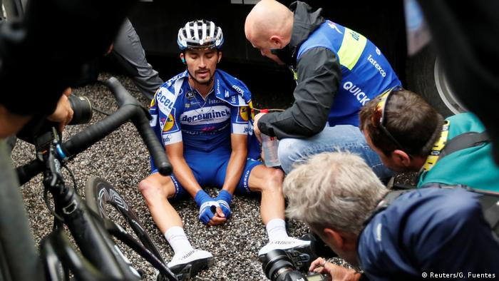 Tour de France, Etapa 20, Julian Alaphilippe.
