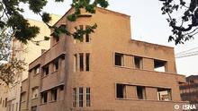Iran Das Haus von Ahmad Shamloo
