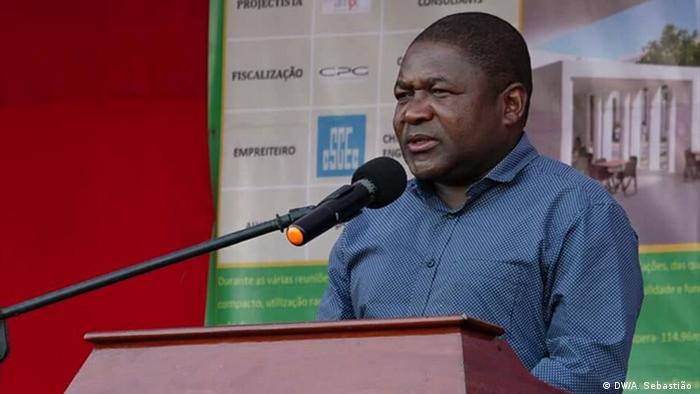 Mosambik Filipe Nyusi