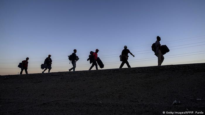 Mexiko Honduras USA l Migration