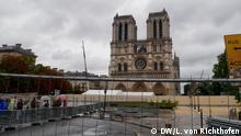 Frankreich Paris Kathedral Notre Dame