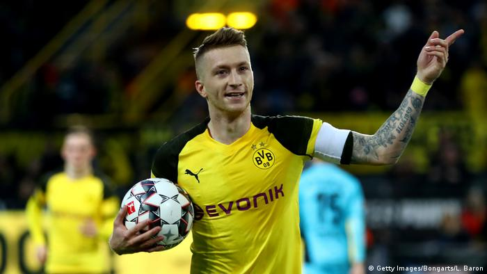 Bundesliga Marco Reus And Borussia Dortmund Set Sights On