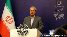 Iran l Regierungssprecher Ali Rabiei
