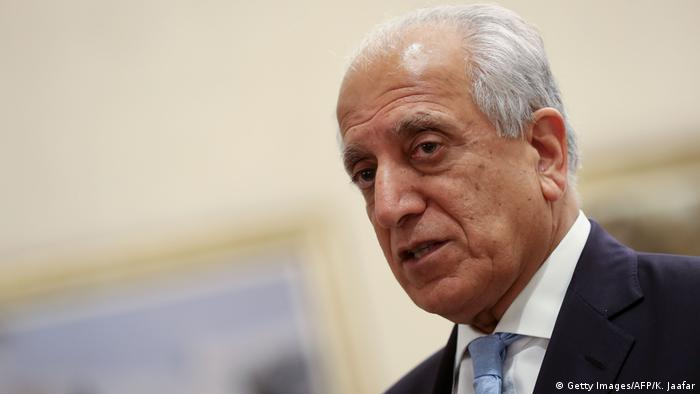 Zalmay Khalilzad, AS