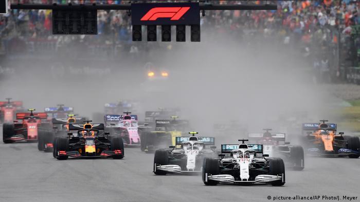Winner Deutschland Grand Prix 2019