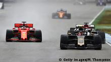 Formel 1 Großer Preis von Deutschland 2019 | Sebastian Vettel