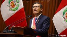 Peru Martin Vizcarra