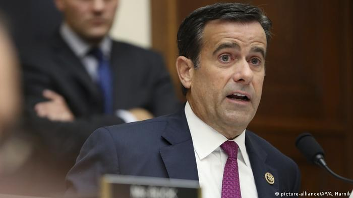 John Ratcliffe (picture-alliance/AP/A. Harnik)