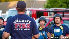 USA Kalifornien | Schießerei beim Gilroy Garlic Festival