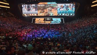 Live esports events have drawn massive crowds before
