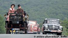BdT | Einbeck - Autokorso bei den Einbecker Oldtimertagen