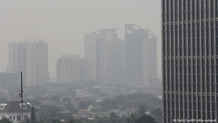 Air Pollution in Jakarta